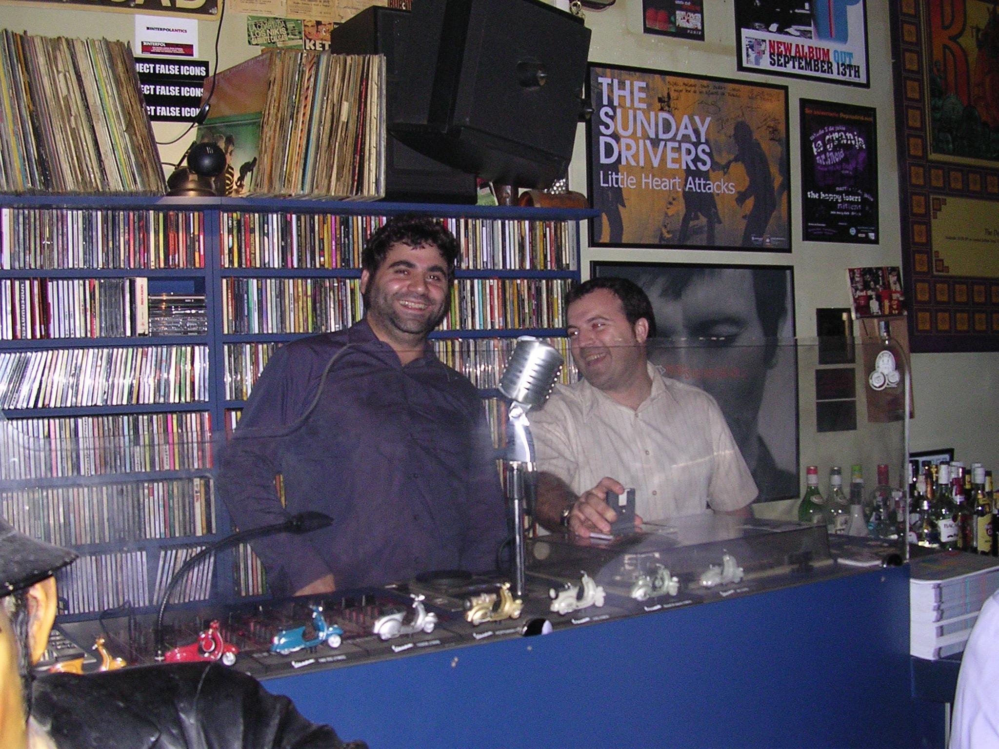 Wild Thing Bar 2005