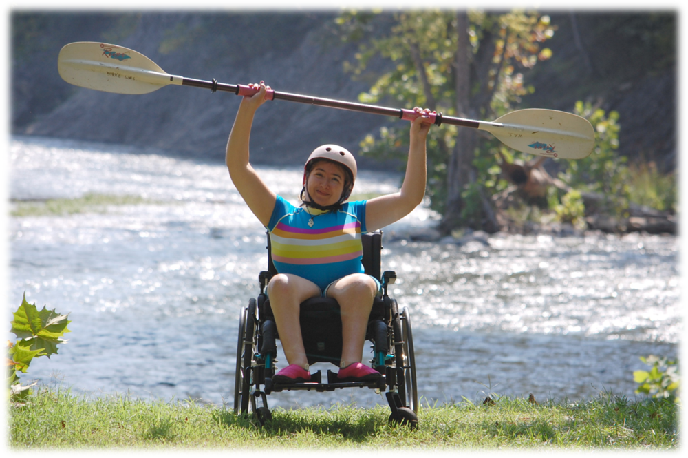 In August 2013, Roanoke's WDBJ Channel 7 TV News profiled WAS Summer Program Coordinator Anne Stout and her daughter, Savanna, a longtime WAS snowsports and paddling program student and enthusiast.