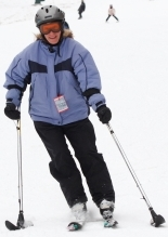 Half-day four-track ski sessions cost $60, full-days are $100, and two-days are $200. Wounded Warriors and scholarships are less.  Start here.     To speak to our snow sports scheduler, call 434-325-2007.