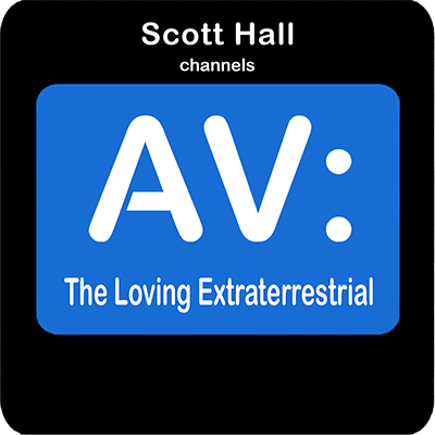 Click here to find out when and where I'll be channeling AV: next.