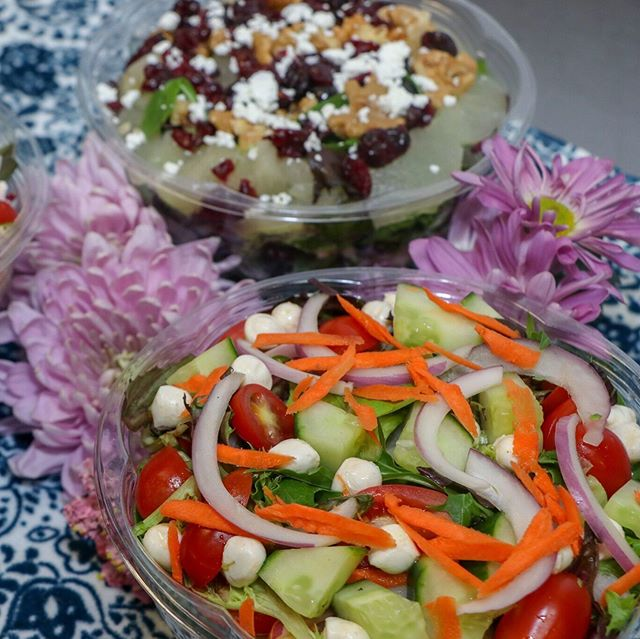 Don't forget the flavorful summer side salads for your next backyard bbq! We proudly offer a wide selection of premade salads for your convenience. Shop all your BBQ essentials all summer long right here at Top Tomato!