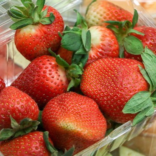 Get your shopping list ready... NEW SALES have arrived at Top Tomato.  Shop great deals like; Sugar Sweet Strawberries $1.99 each 7 Layer Cookies $4.99 each 100% All Pork Ring Sausage $3.99 per lb. Black Beauty Eggplant $0.79 per lb. Shoulder Blade Bone-In Lamb Chops $3.99 per lb.  View our full list of sales by clicking the link in our bio.