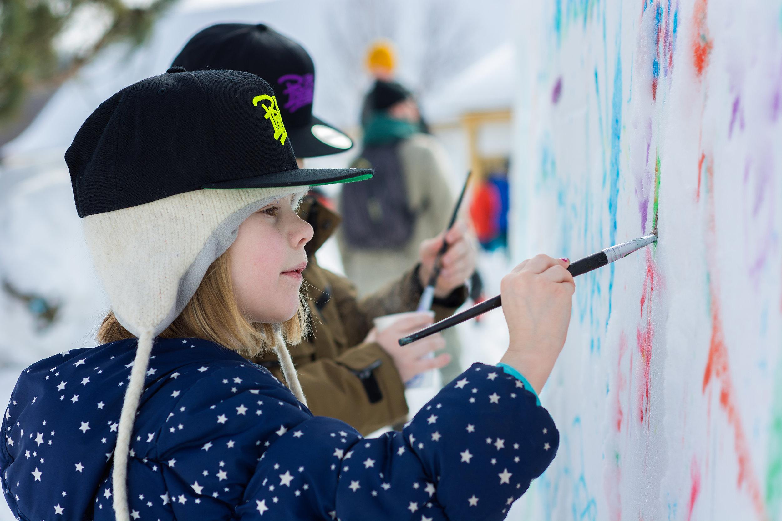 Children enjoying family day at Fort William Historical Park in Thunder Bay