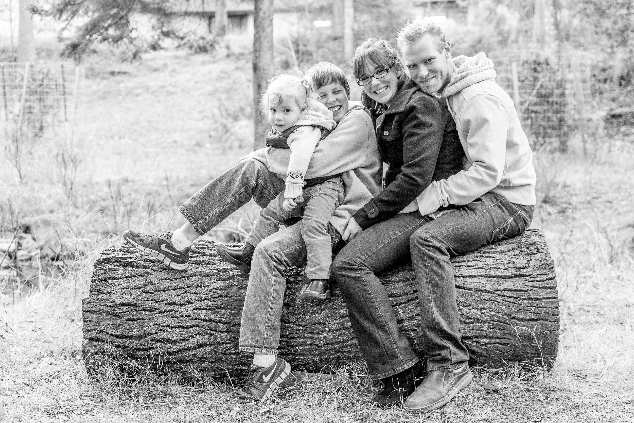 Thunder Bay Family Photo