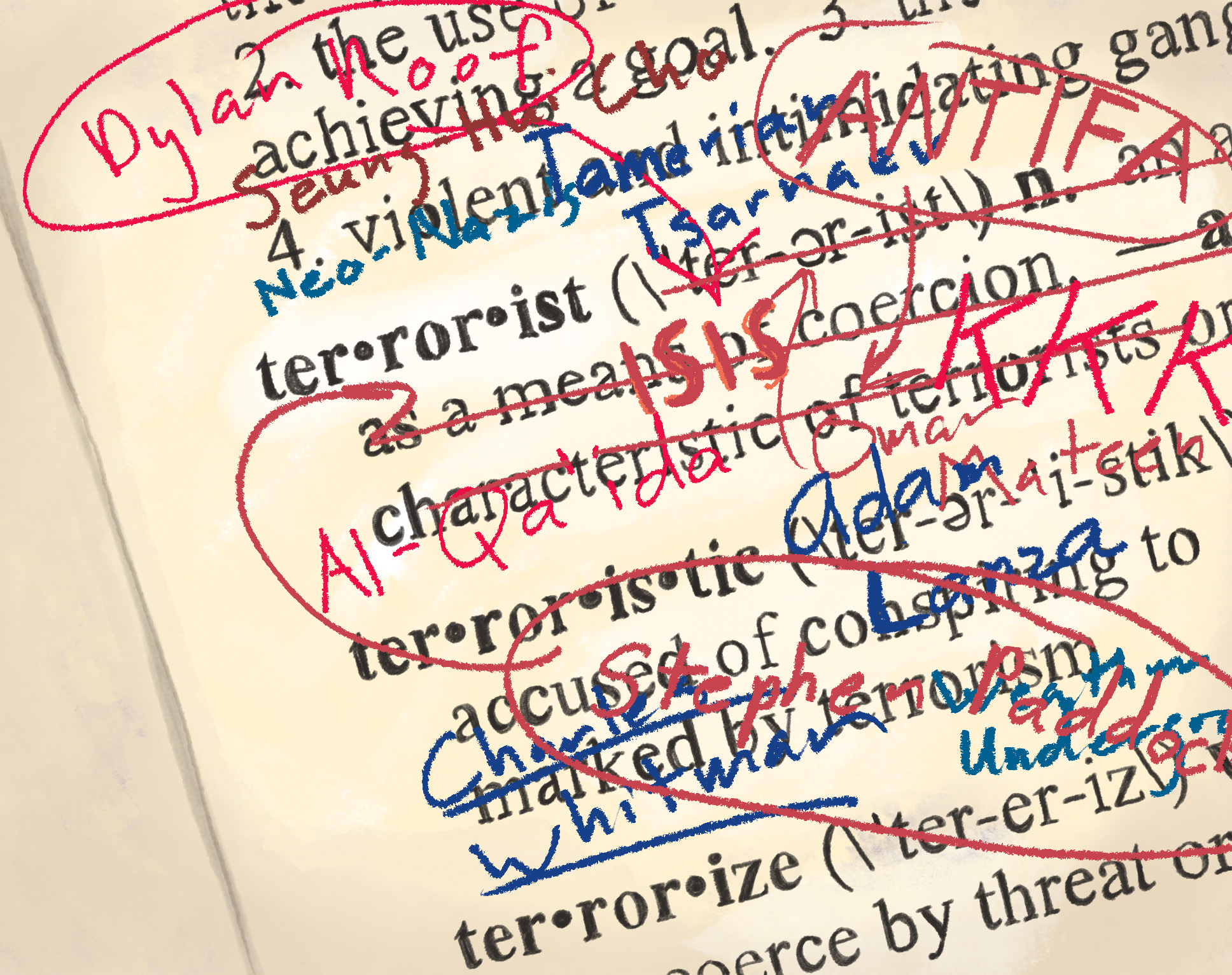 """""""Theirs and Ours: Terrorism's 'Inclusivity' Argument"""""""