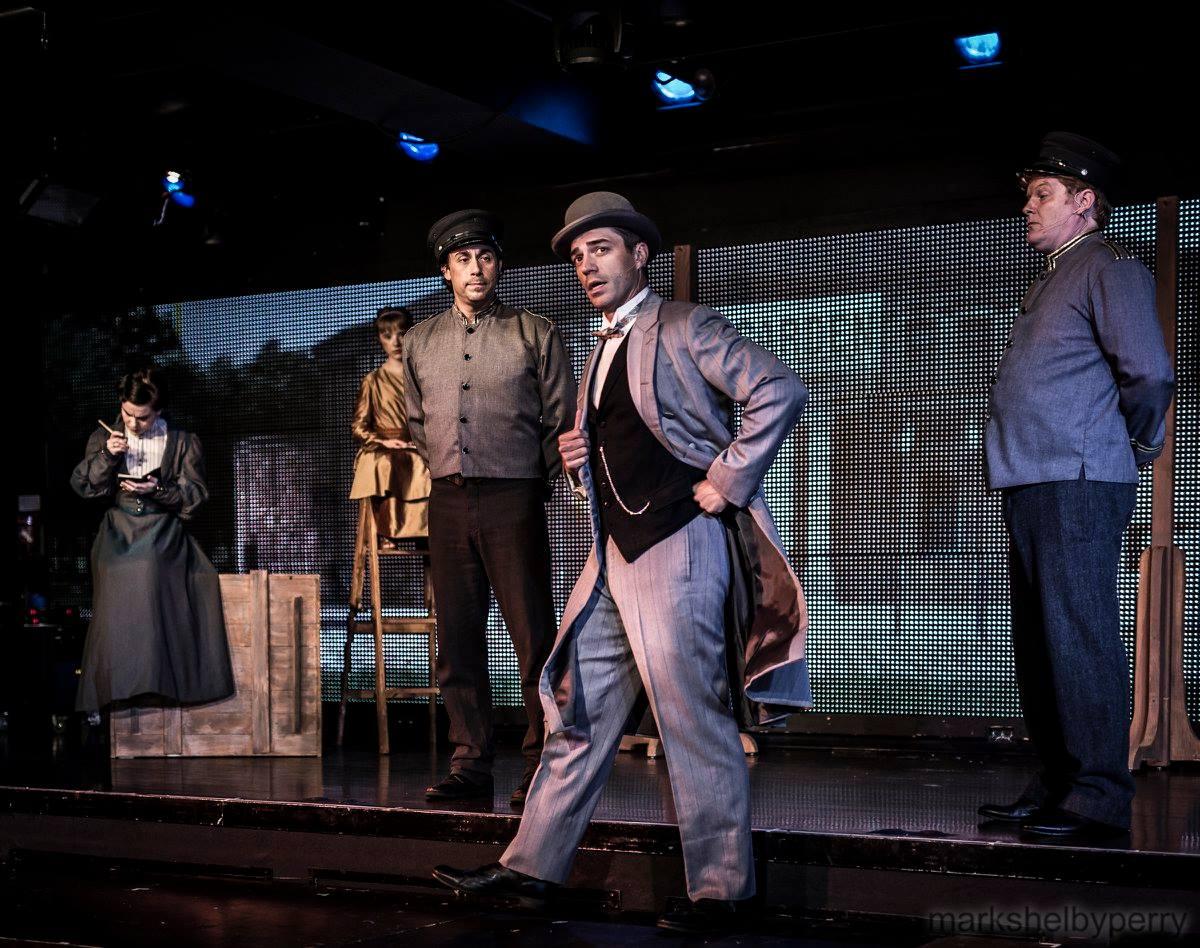 Liberty! A Monumental New Musical. dir Evan Pappas, Costume Design Debbi Hobson, Lighting Design Jamie Roderick, Photography Mark Shelby Perry