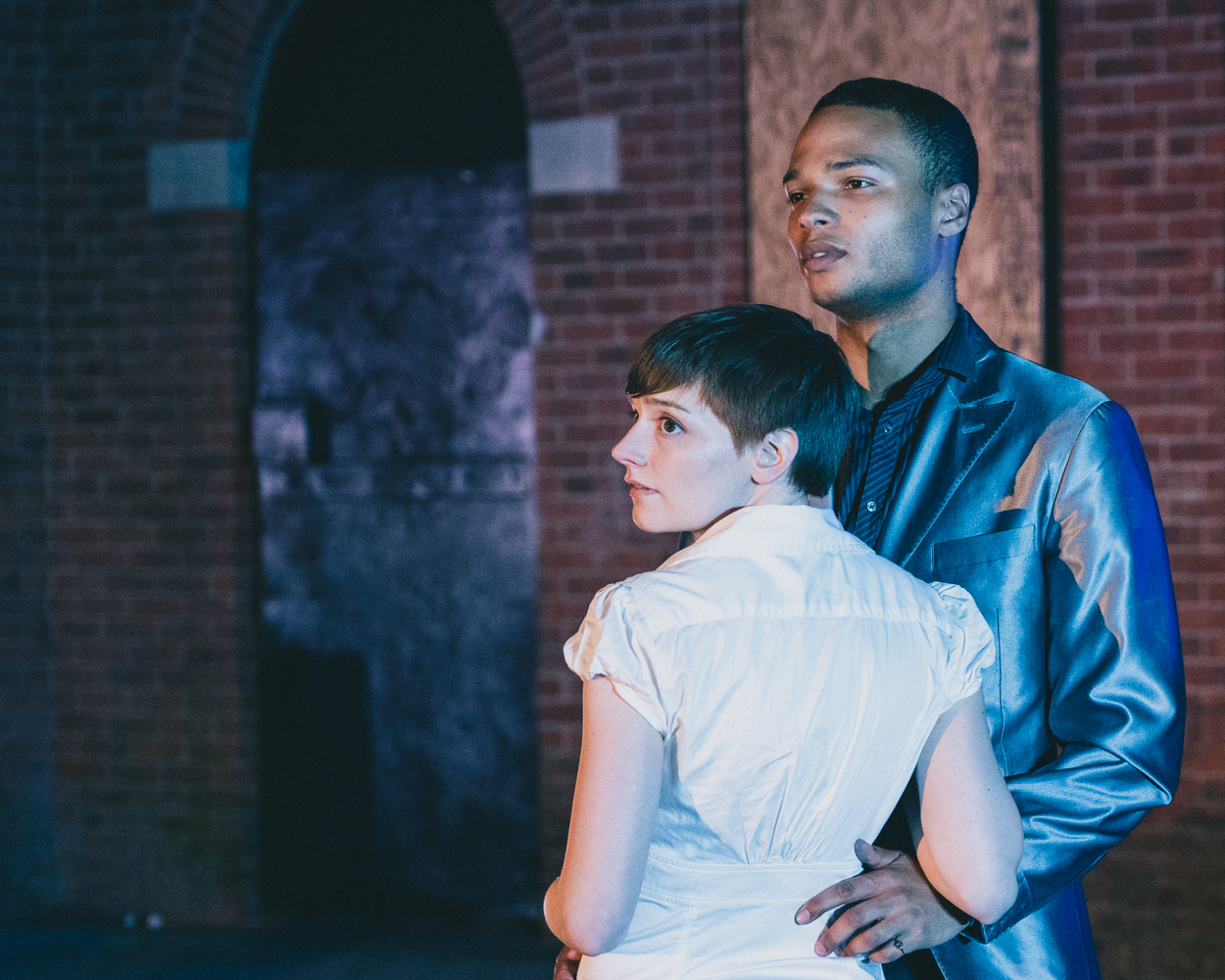 Smith Street Stage, Romeo and Juliet, 2019, directed by Shaun Bennet Fauntleroy. photo by Chris Montgomery