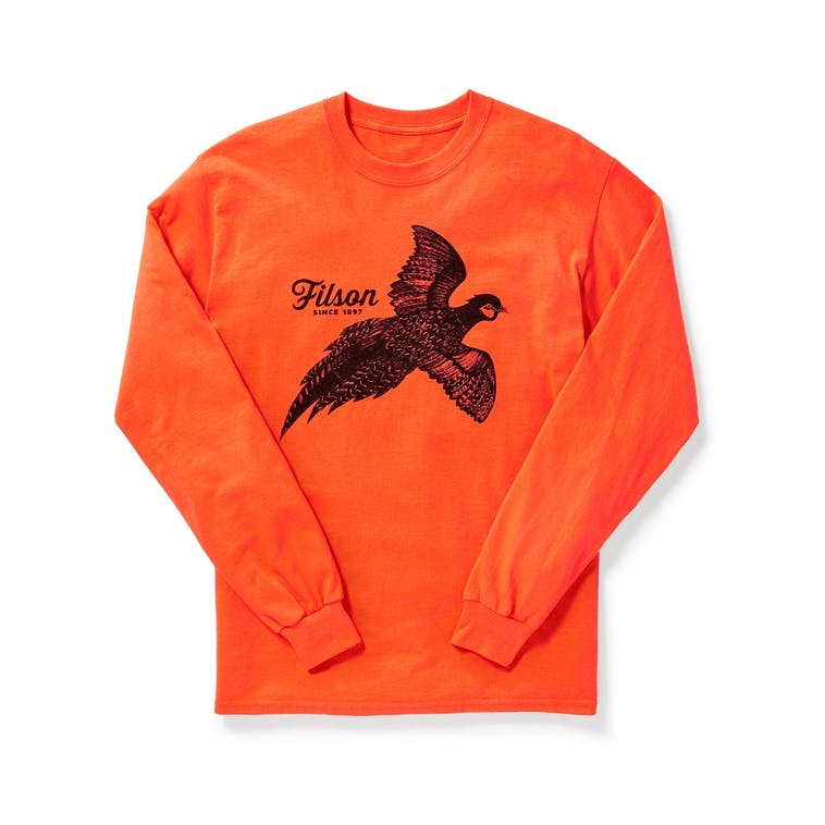 Filson Long Sleeve Upland T-Shirt