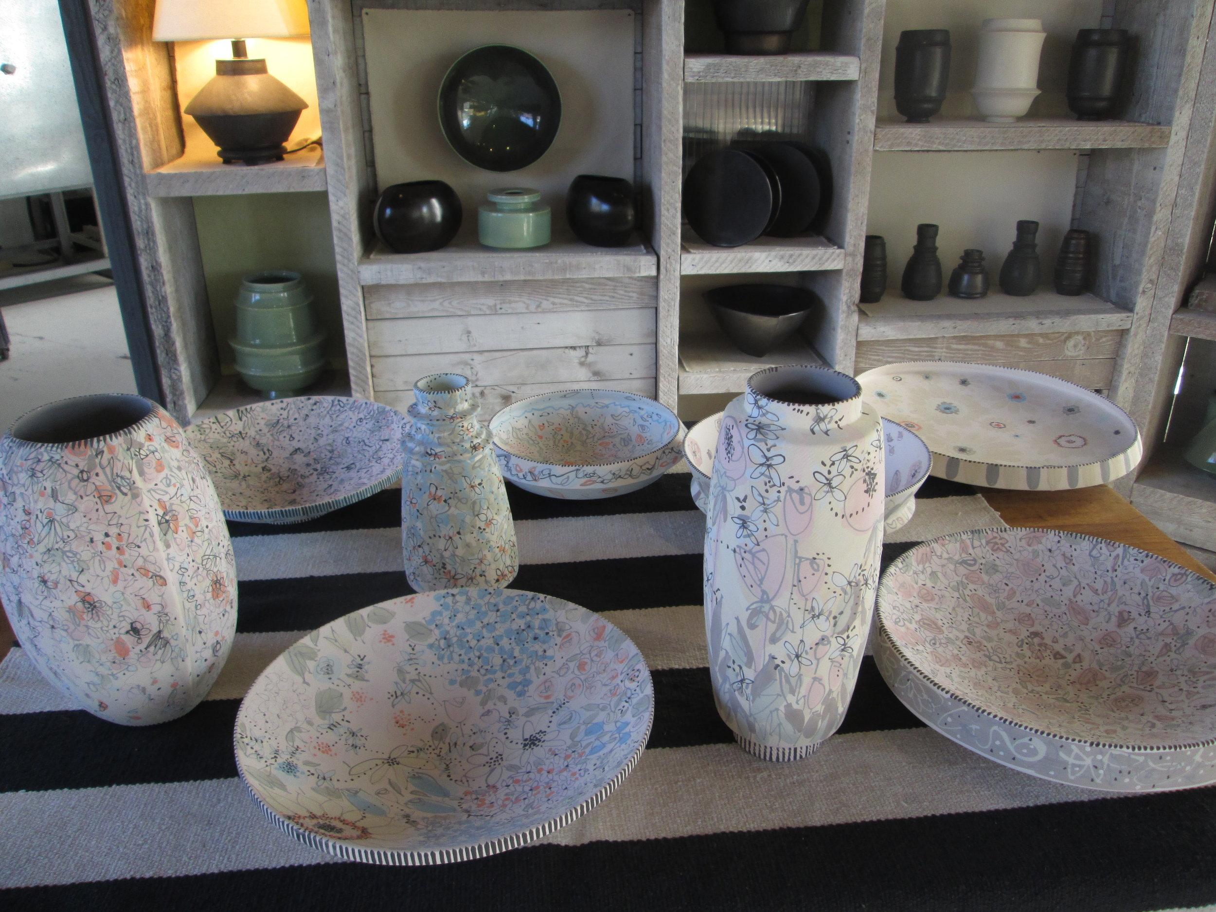 Unfired Collection, Miri Mara Studio