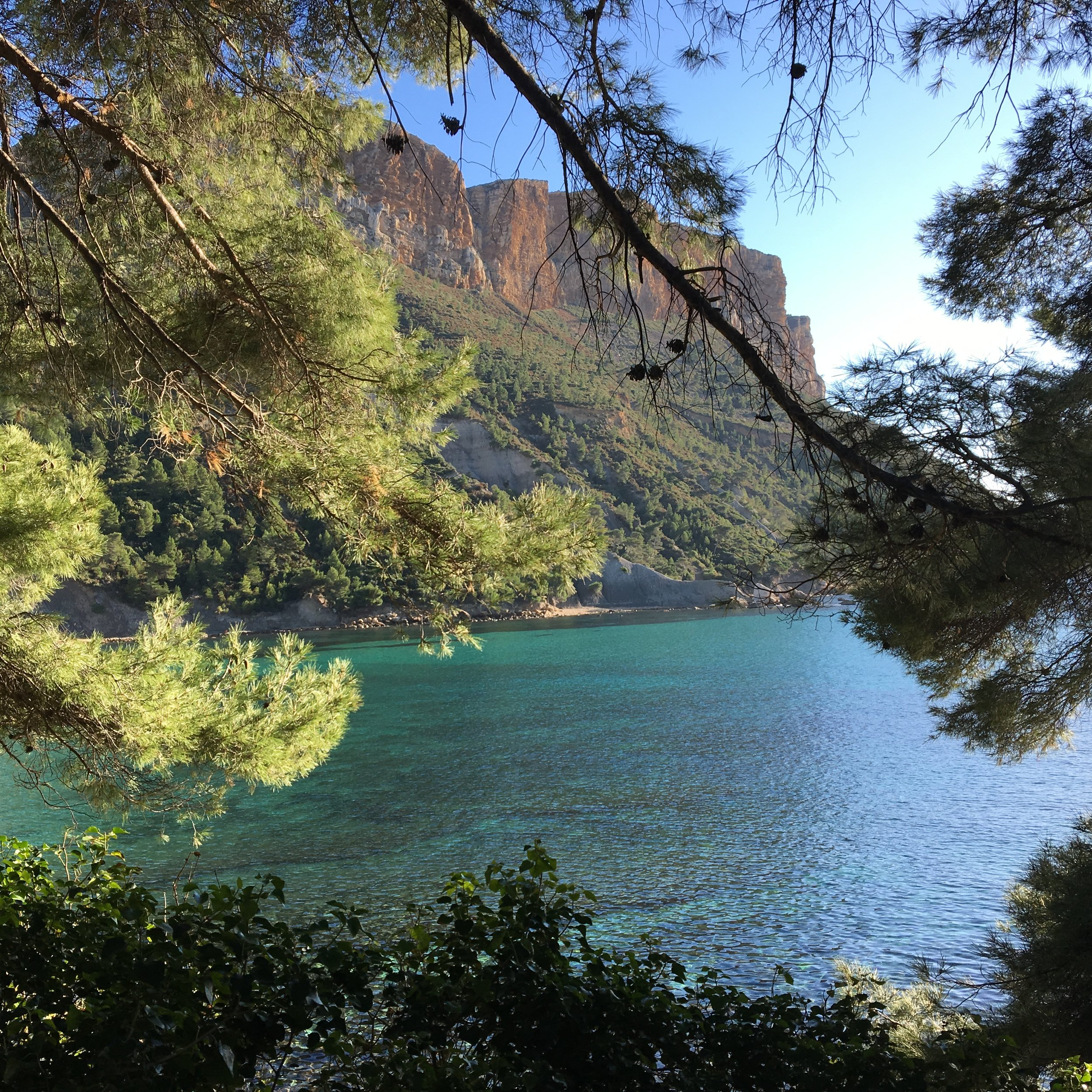 Cassis on Christmas Day