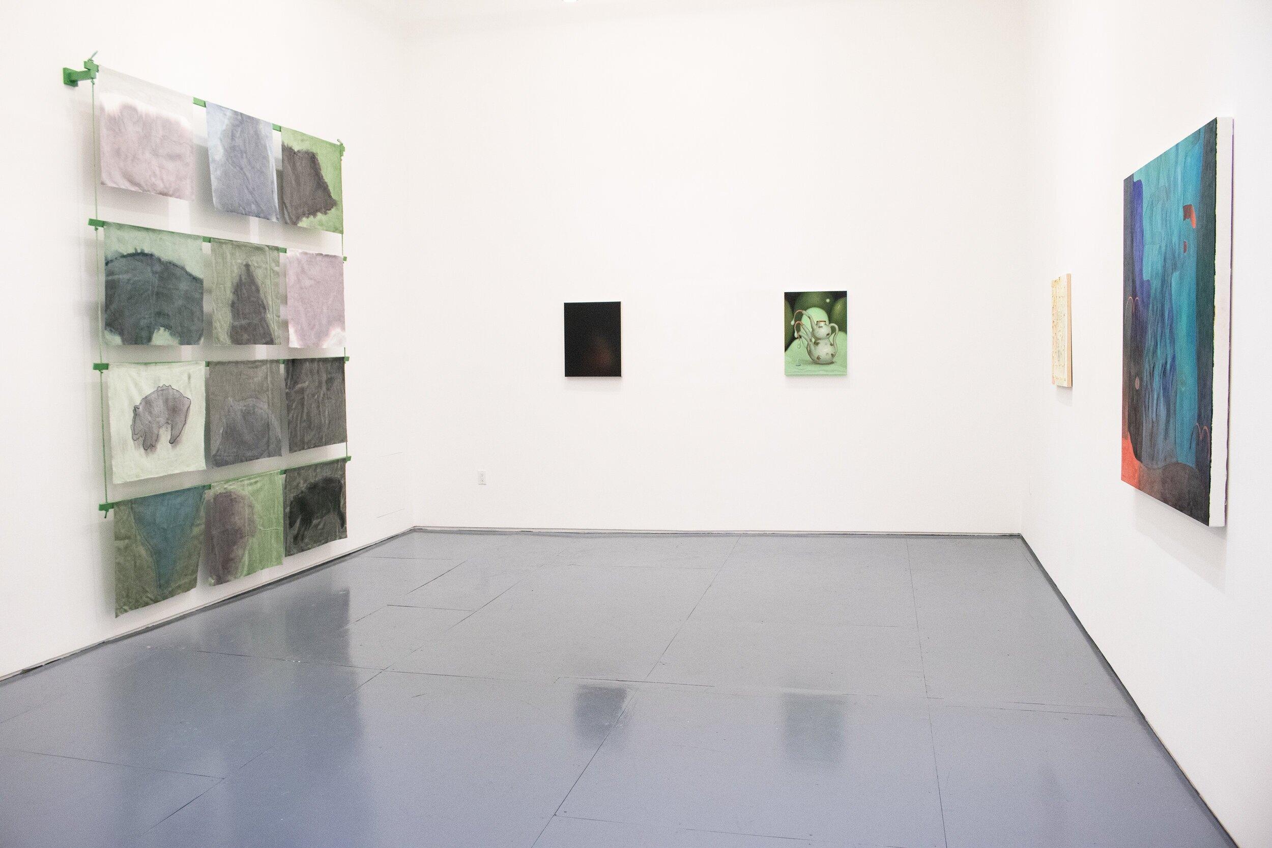 Paint School Exhibition, presented by Shandaken Projects, Klaus Von Nichtssagend Gallery, New York, NY