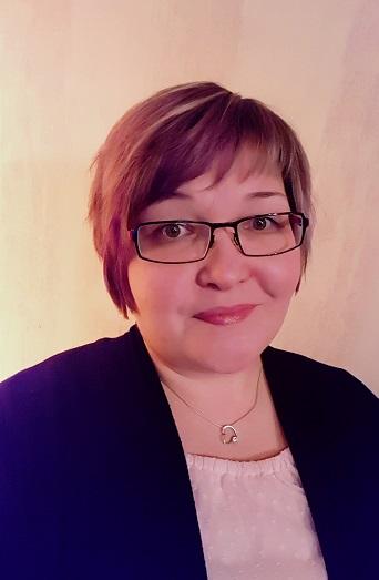 VENNY-kouluttaja Mia Janhunen