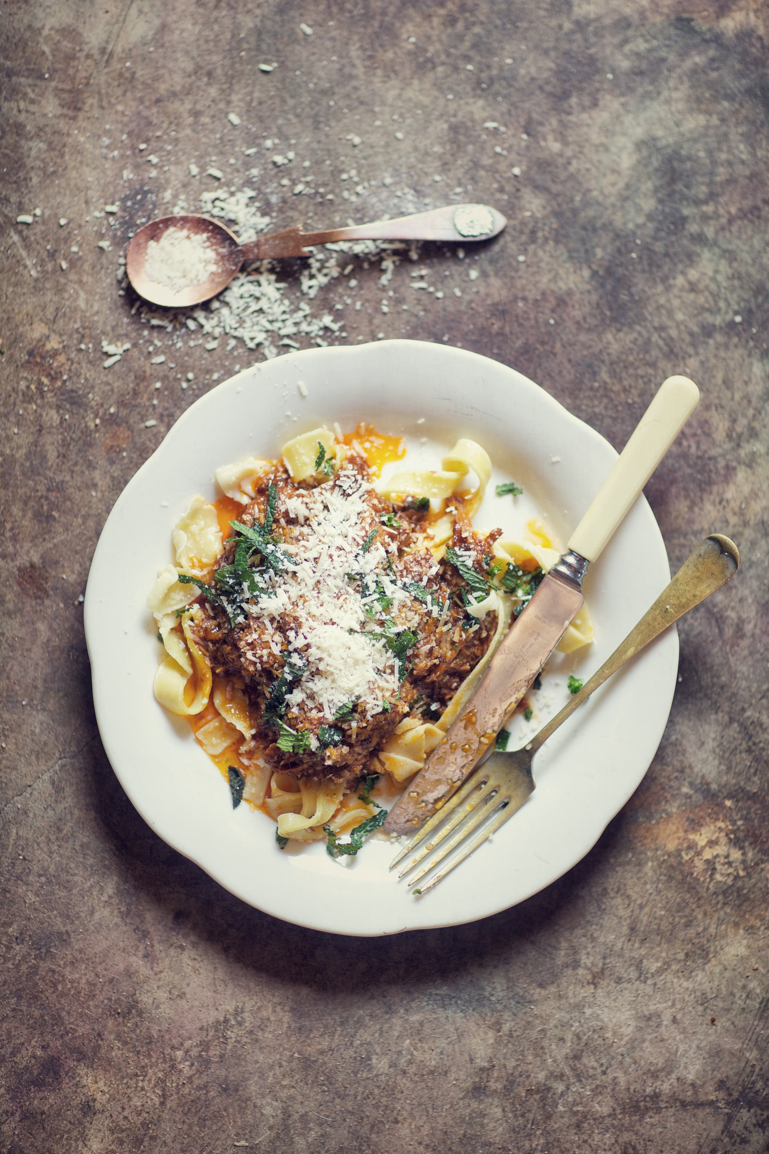 Oxtail sauce with fresh pasta.jpg