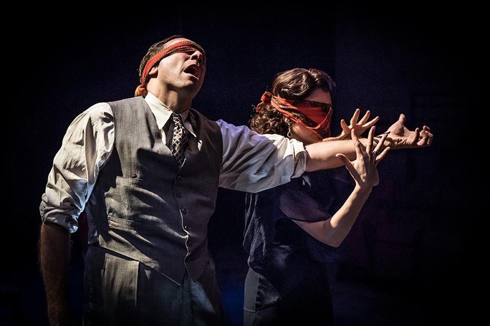 Describe The Night   Hampstead Theatre