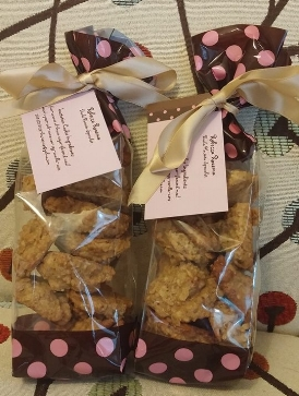 Lactation Cookies~$20/2 doz & delivery
