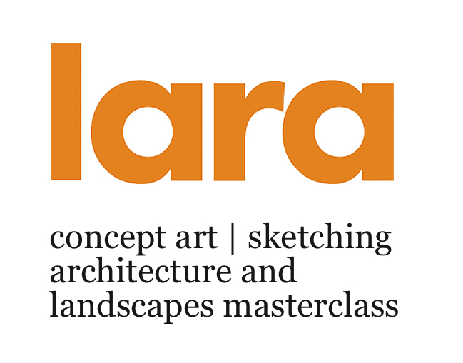 6th - 9th november 2017  10:00-5:00   sign up and more information   here   This course covers the crucial knowledge for successful environment sketching. Each day of the course will be dedicated to the practice of one of four major of theory:  1. Linear and atmospheric perspective  2. Lighting and composition  3. Textures and rendering  4. Colour