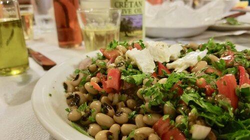Fava Bean Salad!