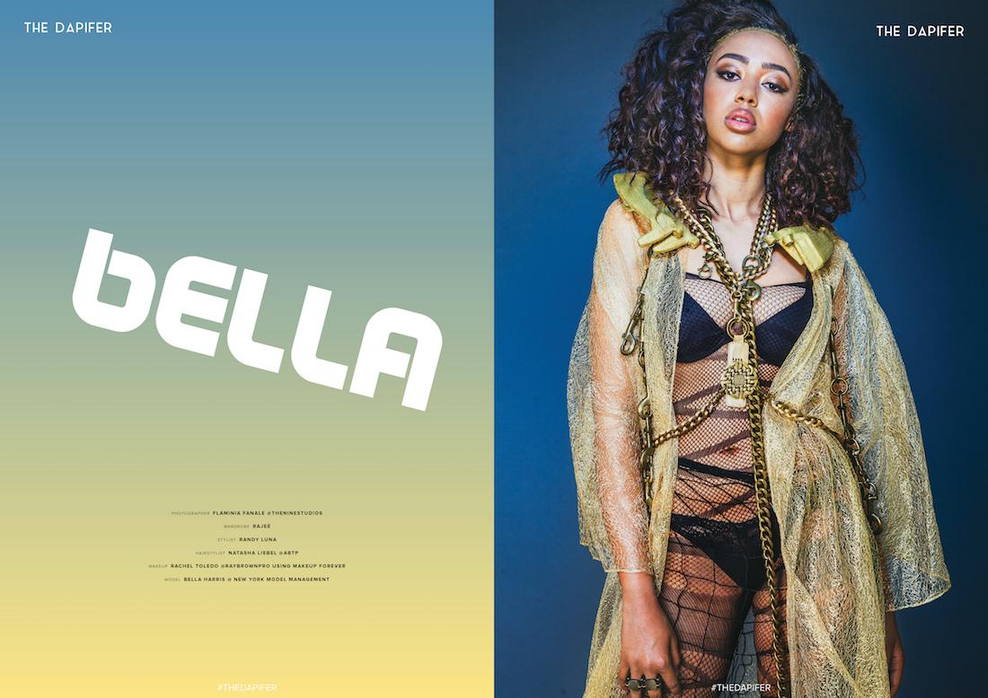 The Dapifer - Bella Harris