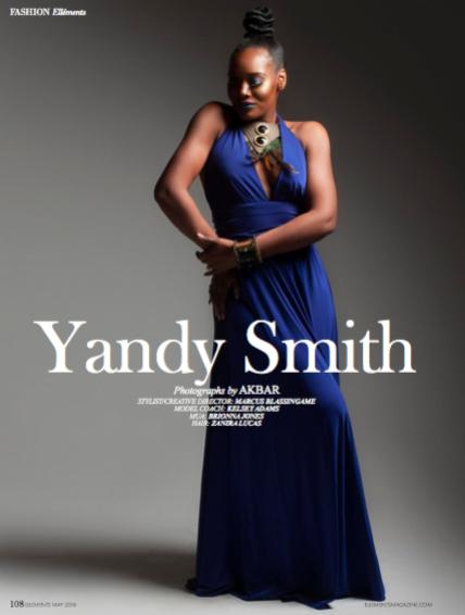Elléments - Yandy Smith