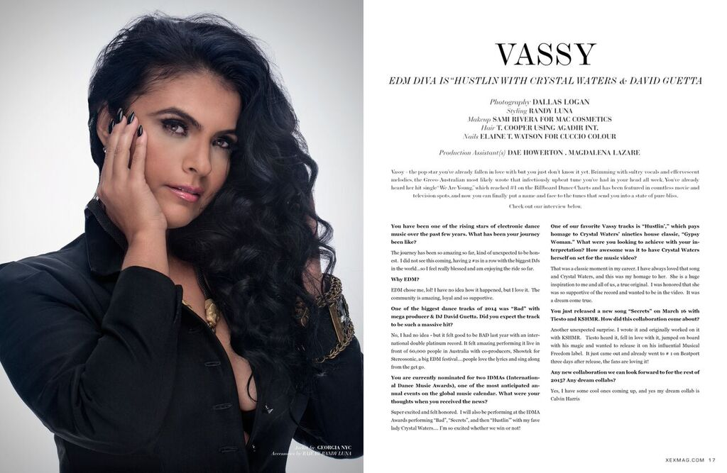 XEX - Vassy