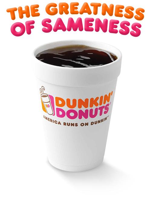 dunkin donuts alyssa ackerman