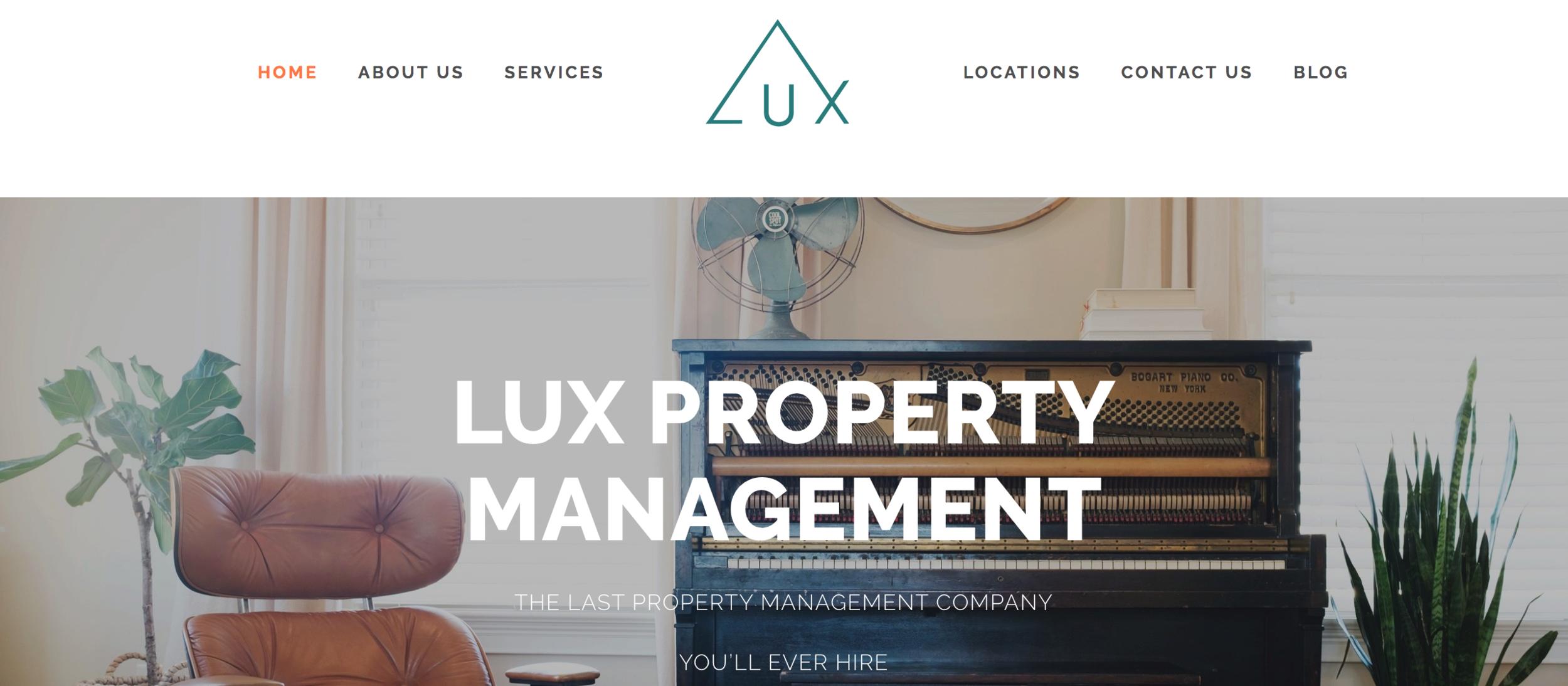 luxwebsitedesignalyssaackerman