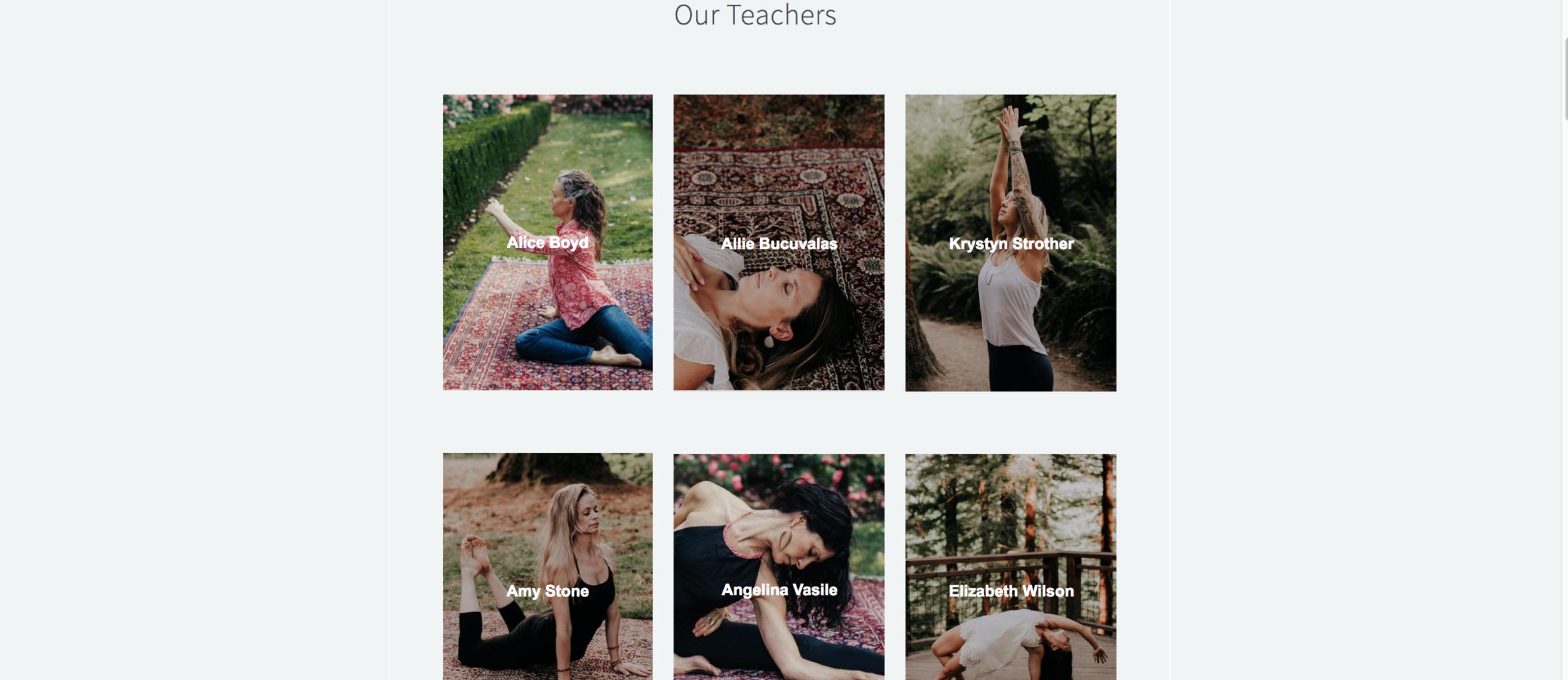 yogapearl website launch