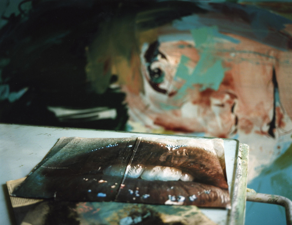 Still life from Jenny Saville, published by Rizzoli
