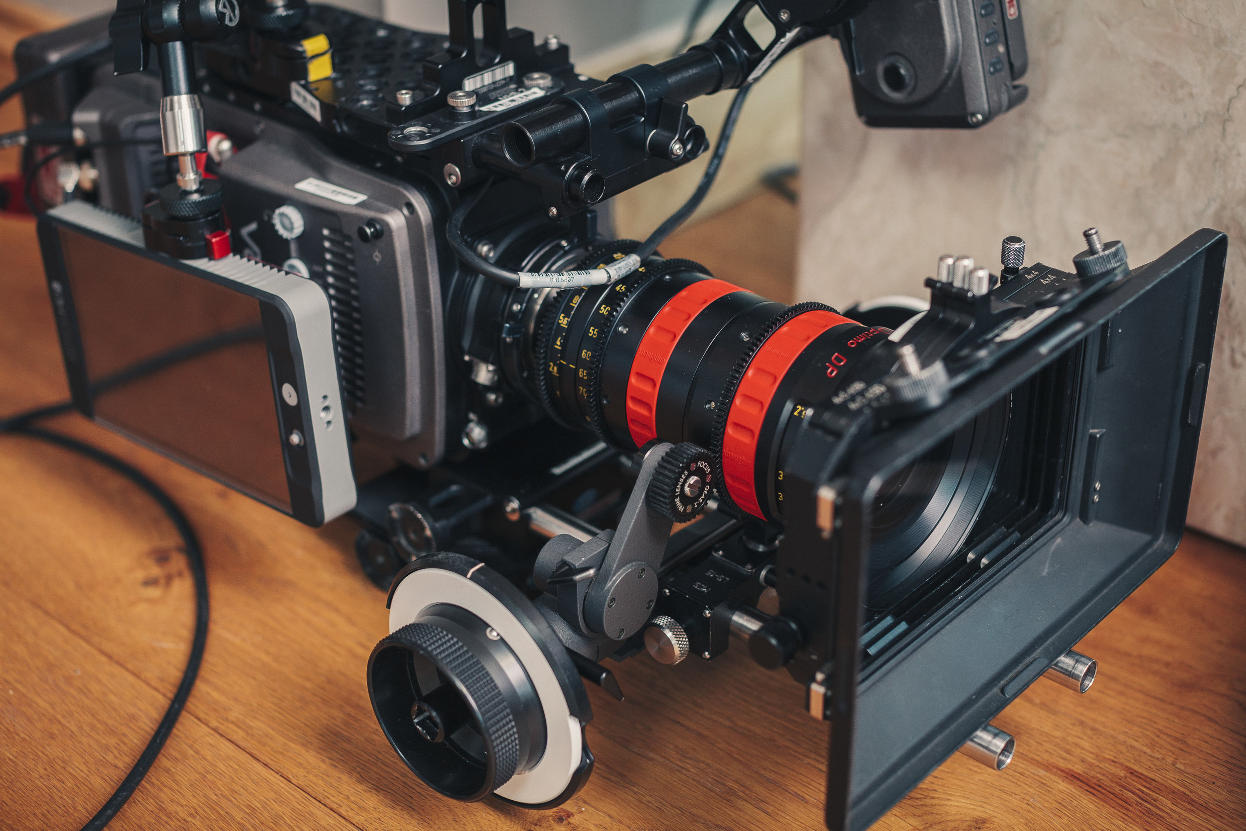 Arri Amira with the Angenieux Optimo DP Zoom: 30-80mm T2.8