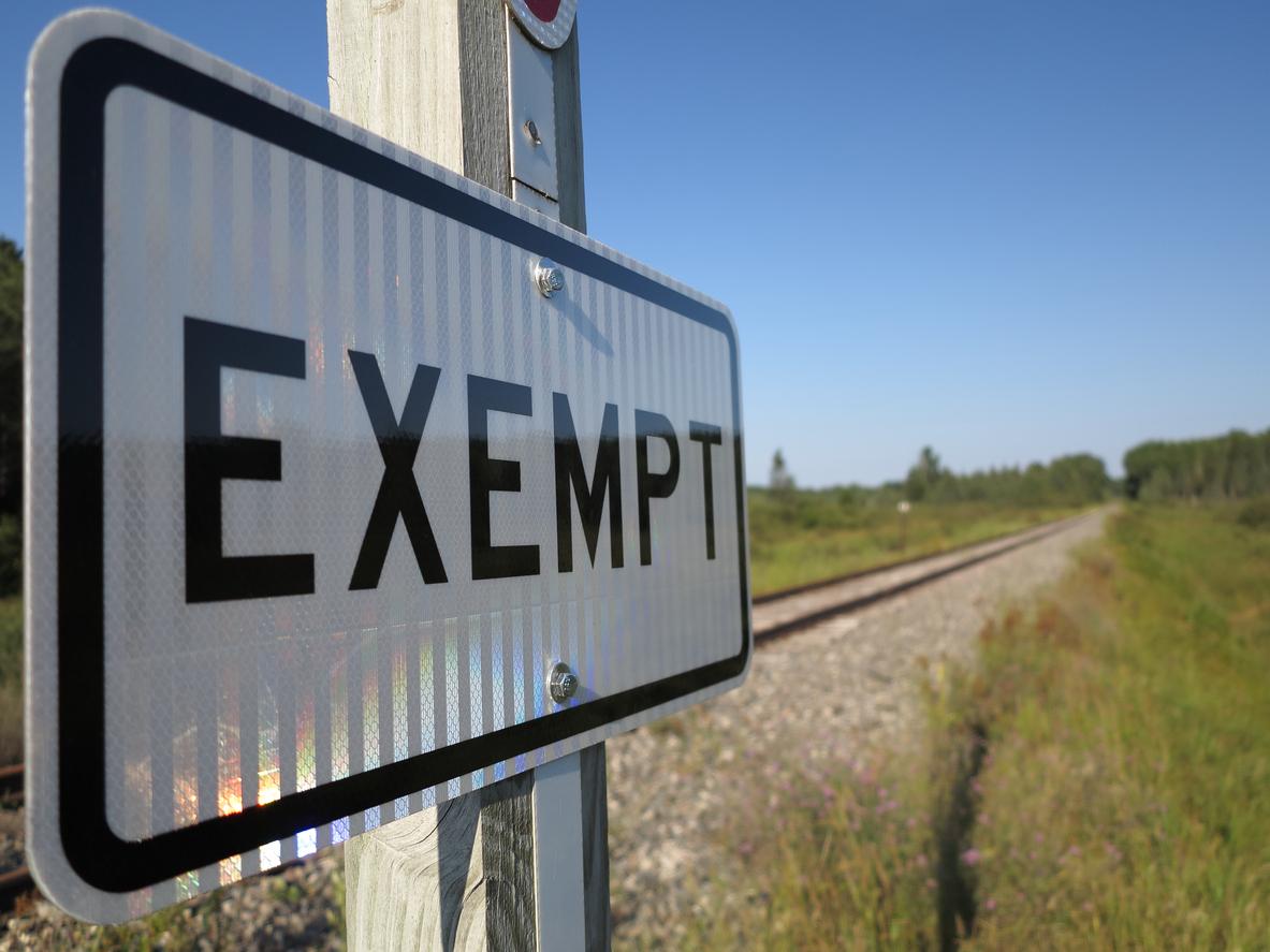 501 (C)(3) Exemptions