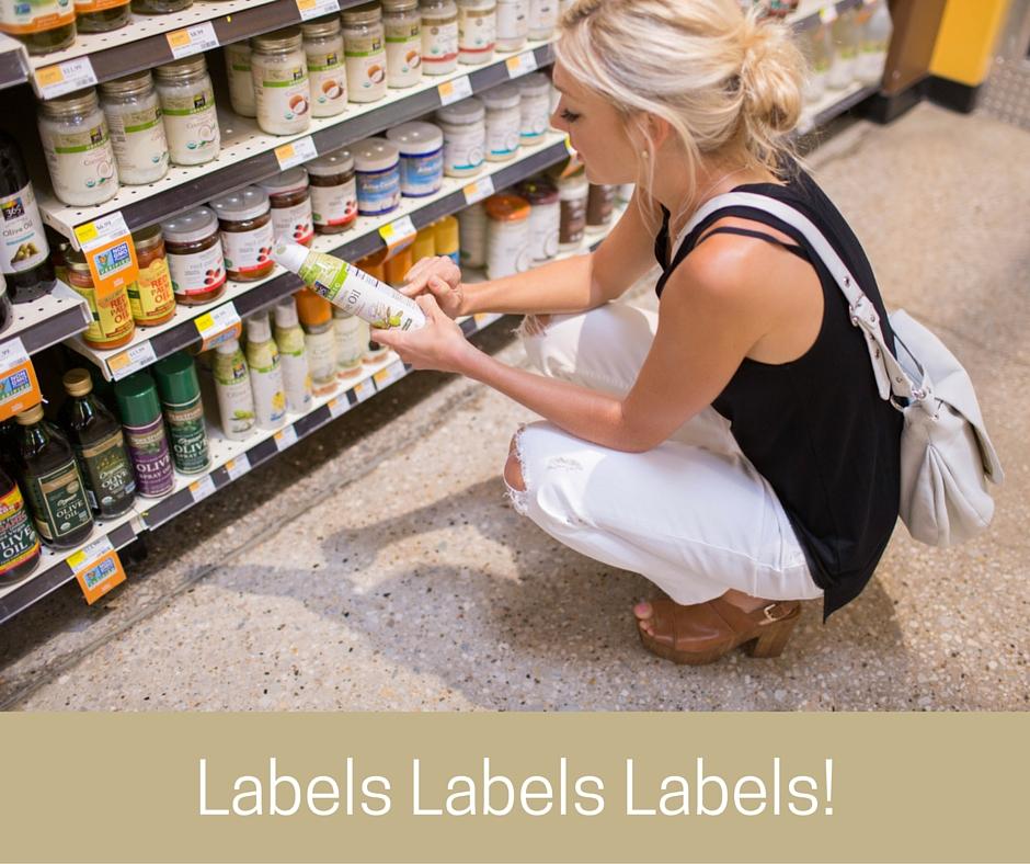 Labels Labels Labels!