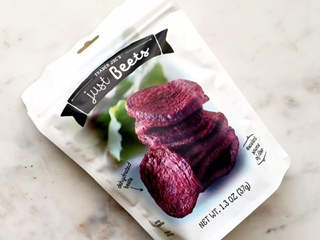 Dehydrated beets