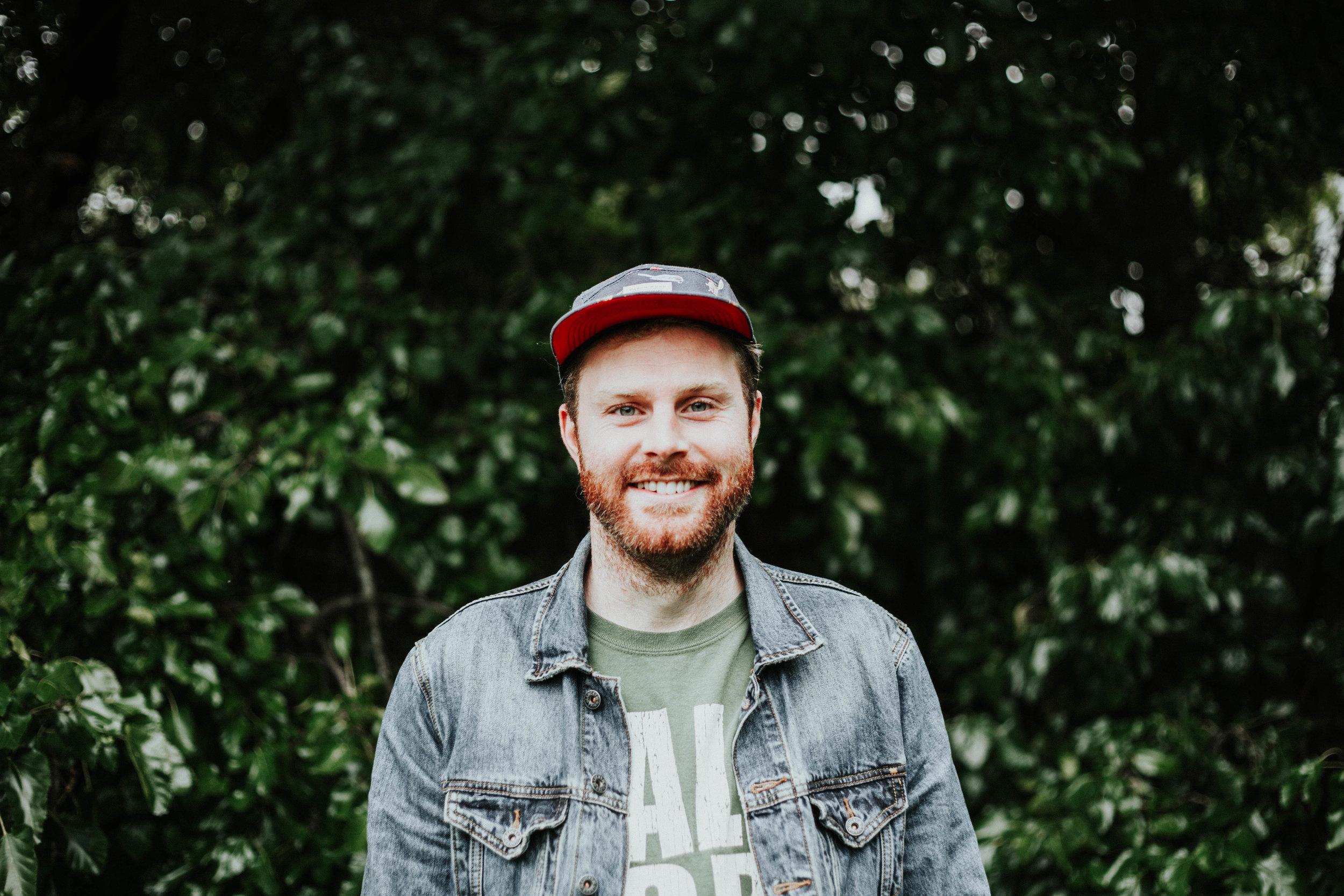 Ronald Radcliffe, Pastor - I'm a dreamer, game creator, and co-planter, pilot, and pastor of City Chapel. I care deeply about living the gospel everyday. I love to play games, dance with our english shepherd Finley, and have deep conversations that touch on my convictions and faith in Christ. #thisiscitychapel.