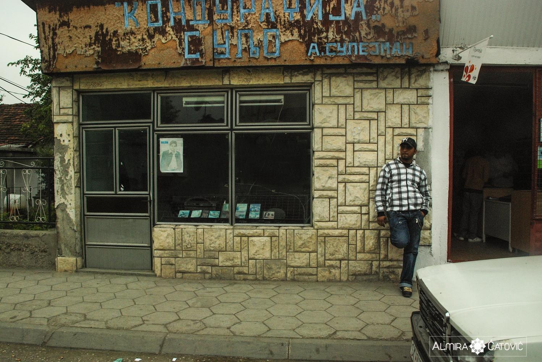 ŠUTKA. Makedonia