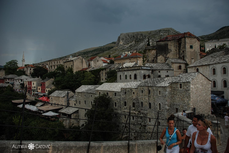 MOSTAR. Bosnia