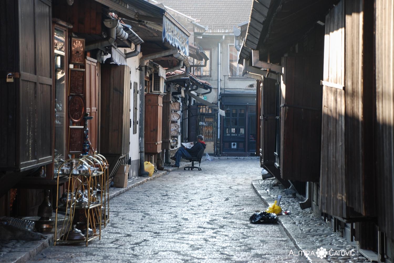 SARAJEVO. Bosnia