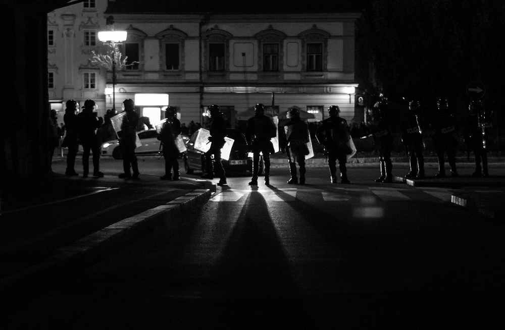 DEMONSTRATIONS | Mariborska vstaja -