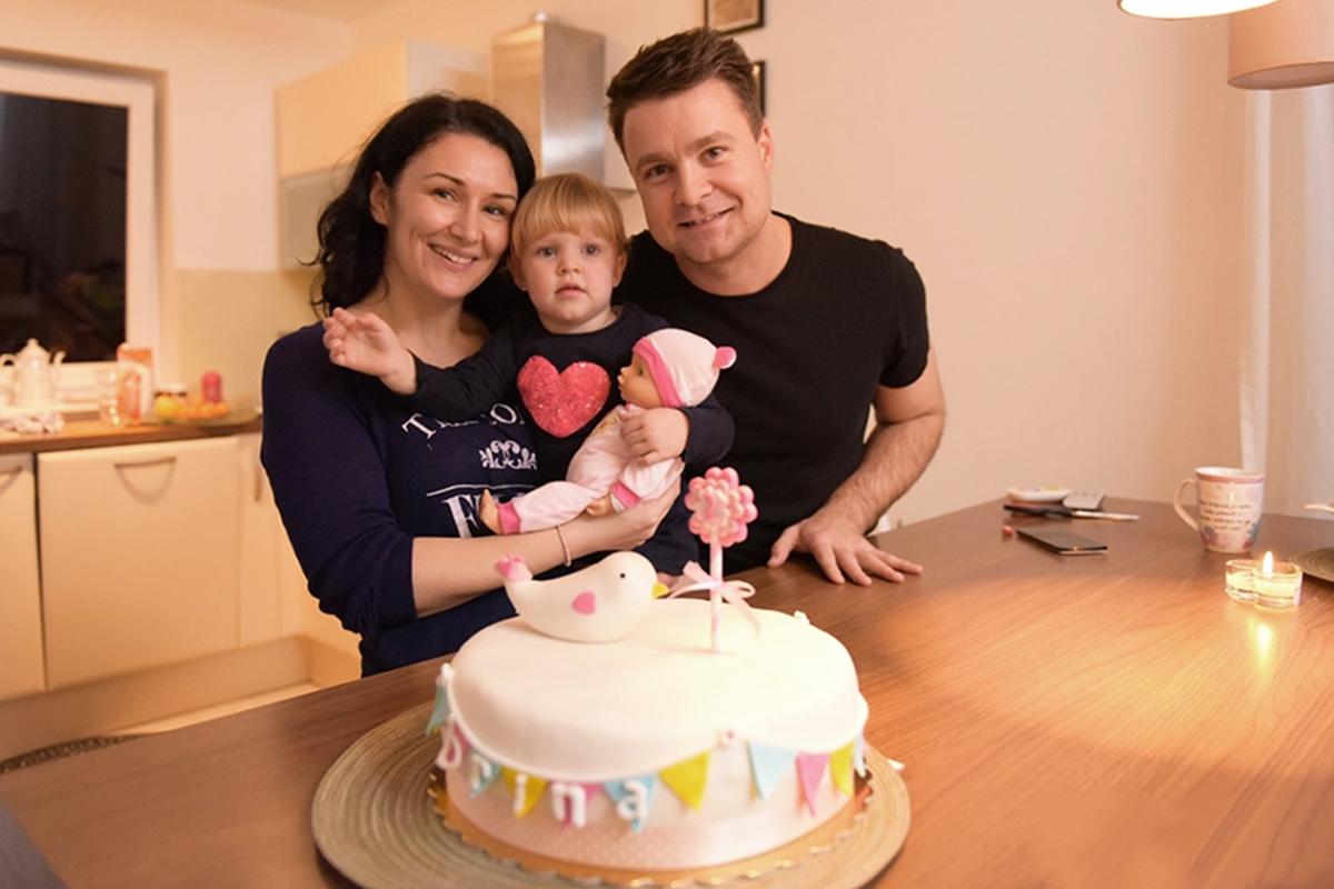 Brina birthday party -