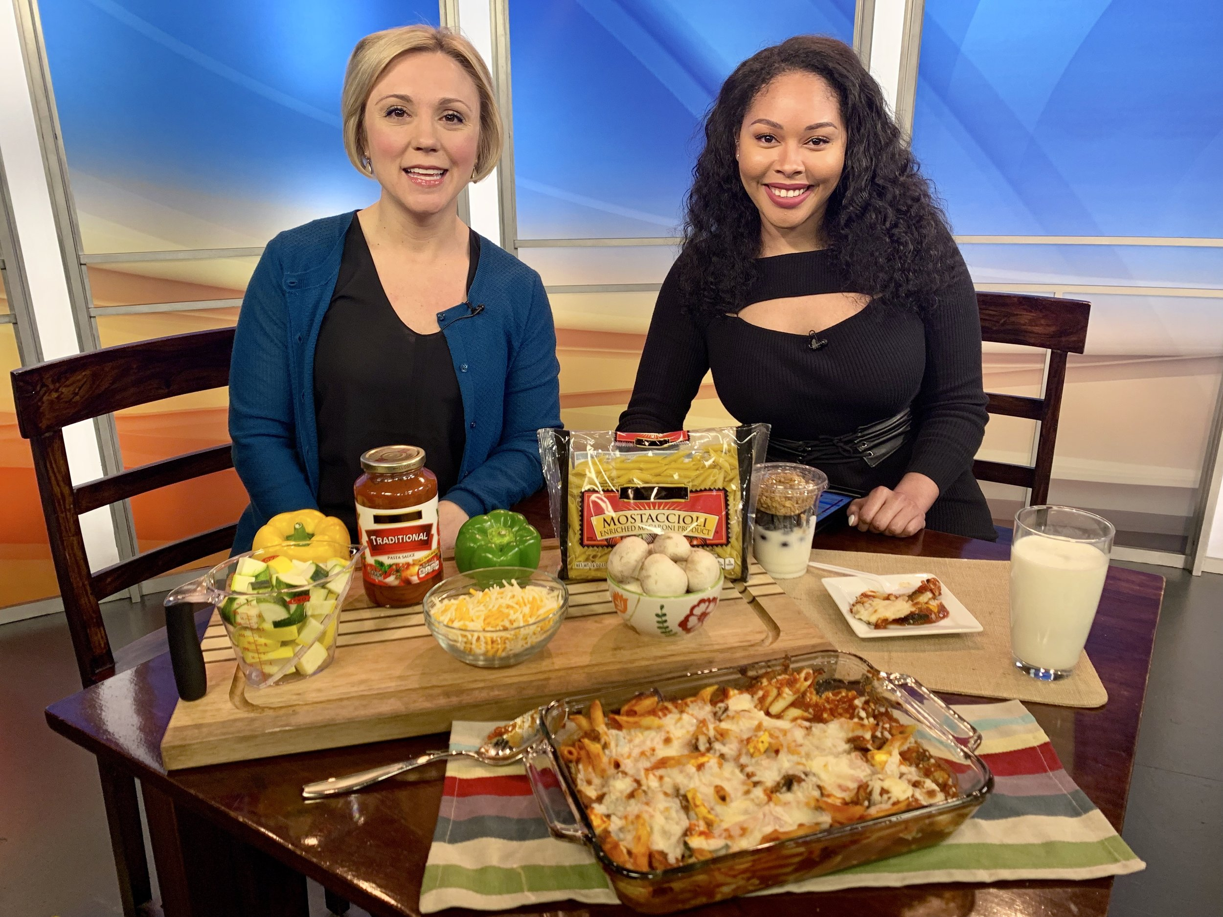 Fox 40 National Nutrition Month