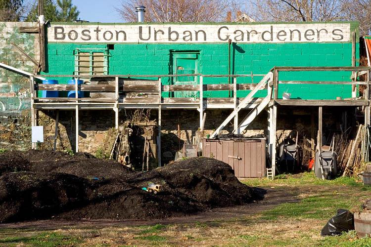 Boston Urban Gardeners