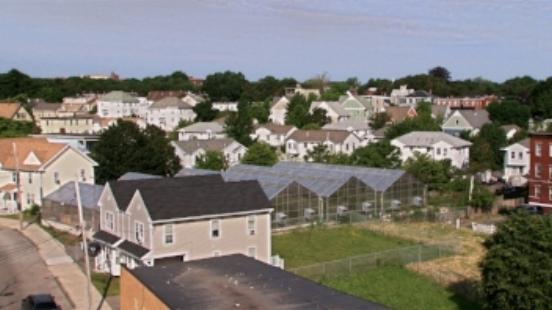 Dudley Street Community planned housing | Roxbury MA