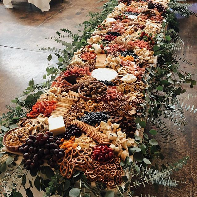 Loving the idea of a grazing table for appetizers. This grazing table is amazing.  Check out the beautiful ones that @savourandgraze have created. . .  #weddingidea #weddingideas #weddingfoodideas #weddingfood #weddingfoods #weddingplanning #weddingplanningtips #weddingplanningbegins #weddingplanningtime #planningwedding #weddingplanningfun #grazingtables #grazingplatter #grazingtable #grazingboard #grazing #grazingplatters #grazingboards #grazingtablesandcheeseboards #charcuterieboard #charcuterieboards #charcuteries #charcuterie #appetizers #weddingappetizers #weddinggrazingtable