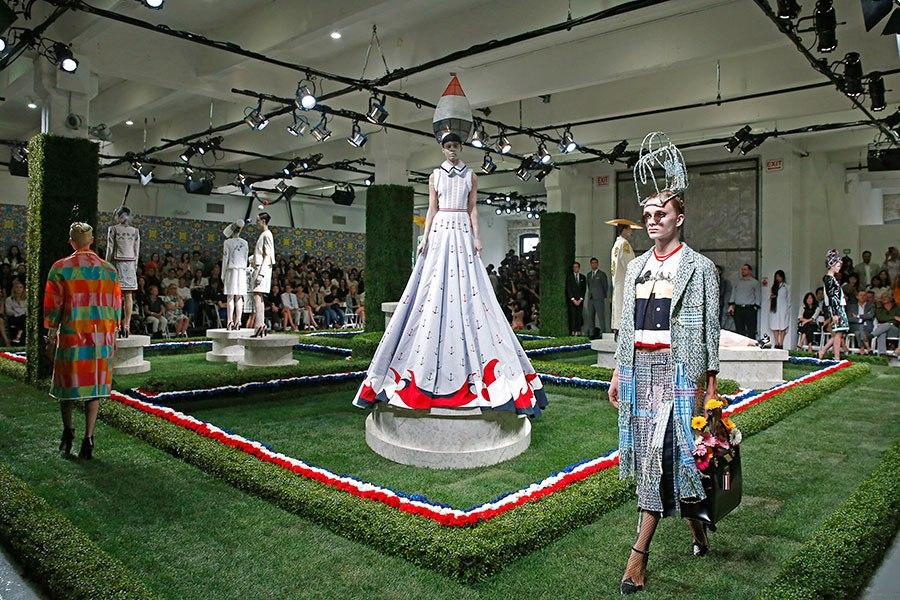 Thom Browne Spring 2015 Womenswear