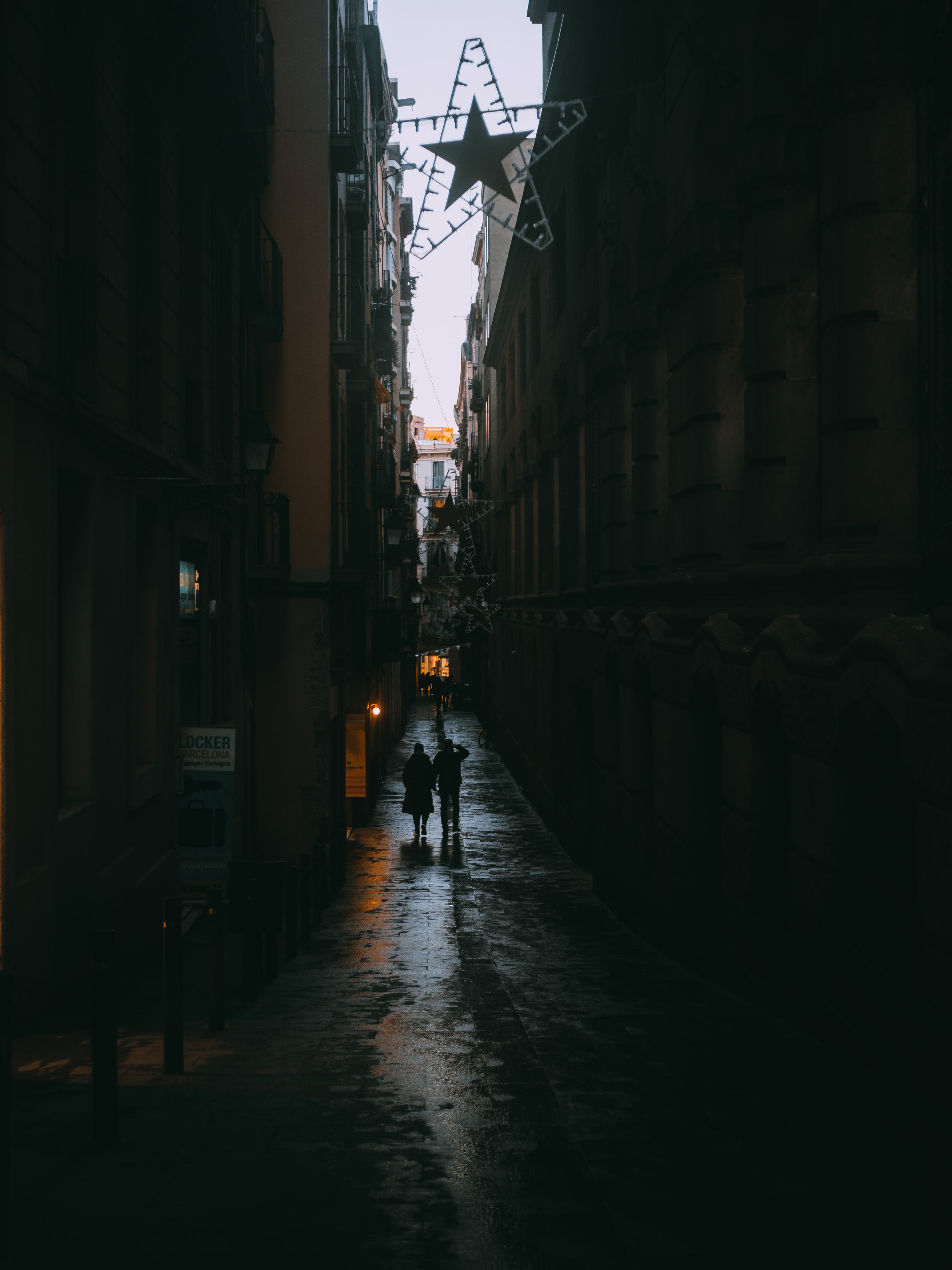 Barcelona, 2019