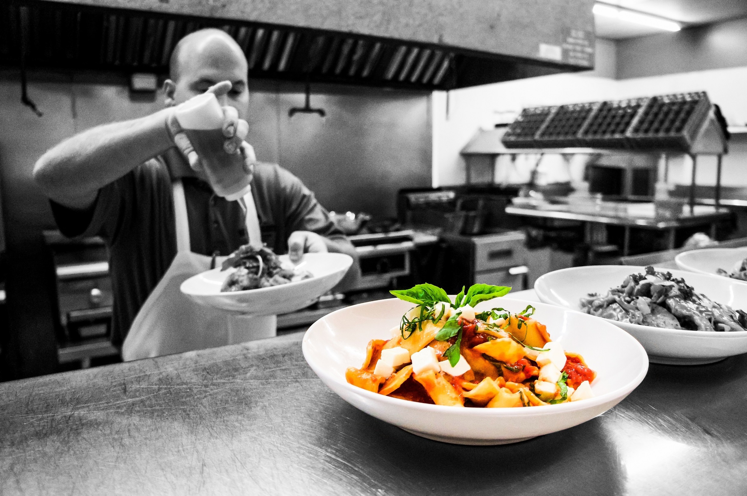 - Every dish is prepared fresh to-order featuring house made ingredients and personal touches from both Chef Matt and Chef John.