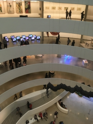 'Art and China' exhibit at the Guggenheim
