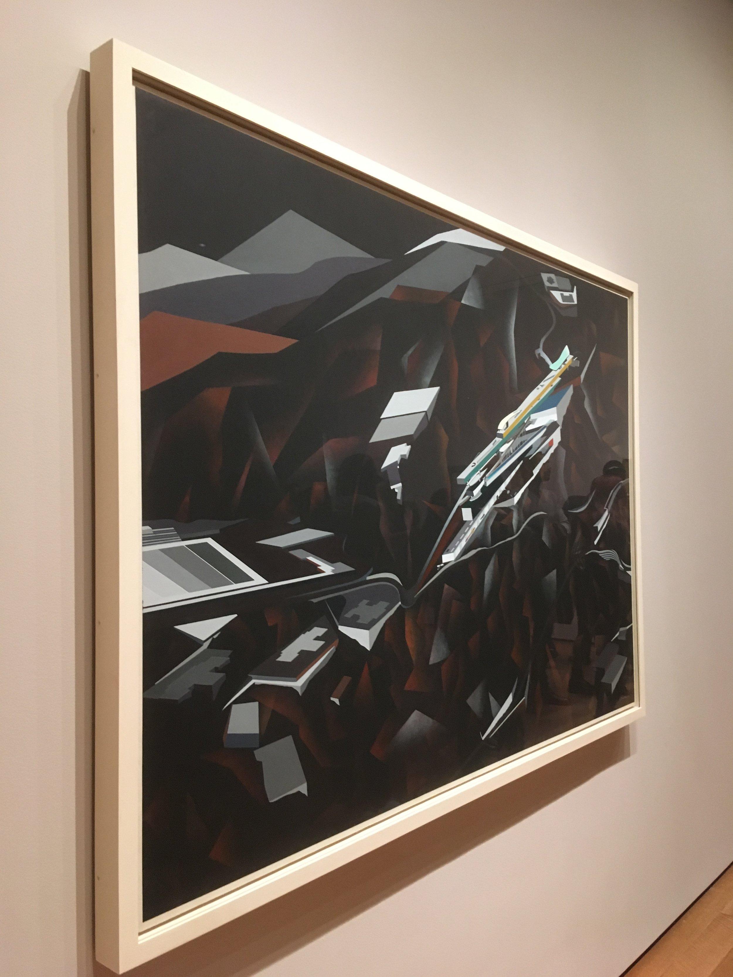 Zaha Hadid at MOMA
