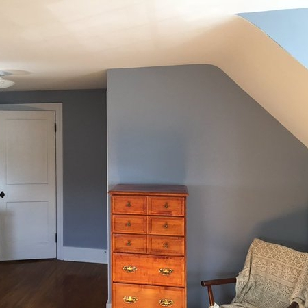 Attention to detail in interior painting
