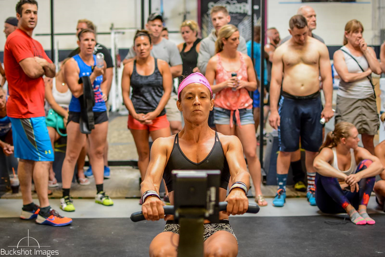 CrossFit Factorial - Coach Tanya