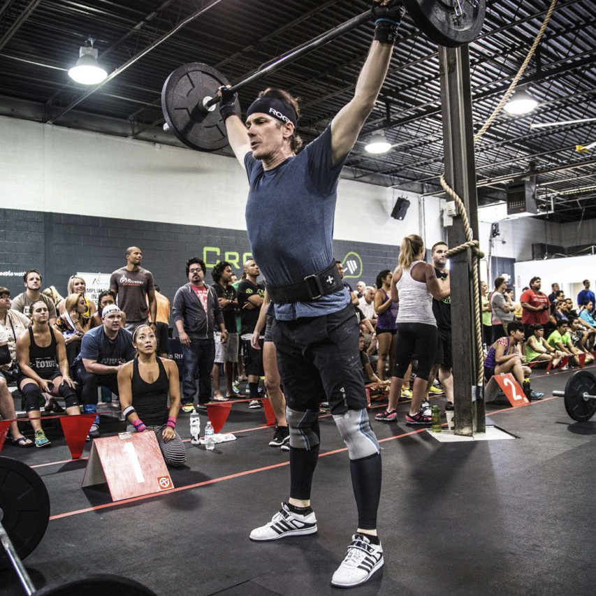 CrossFit Factorial - Coach John